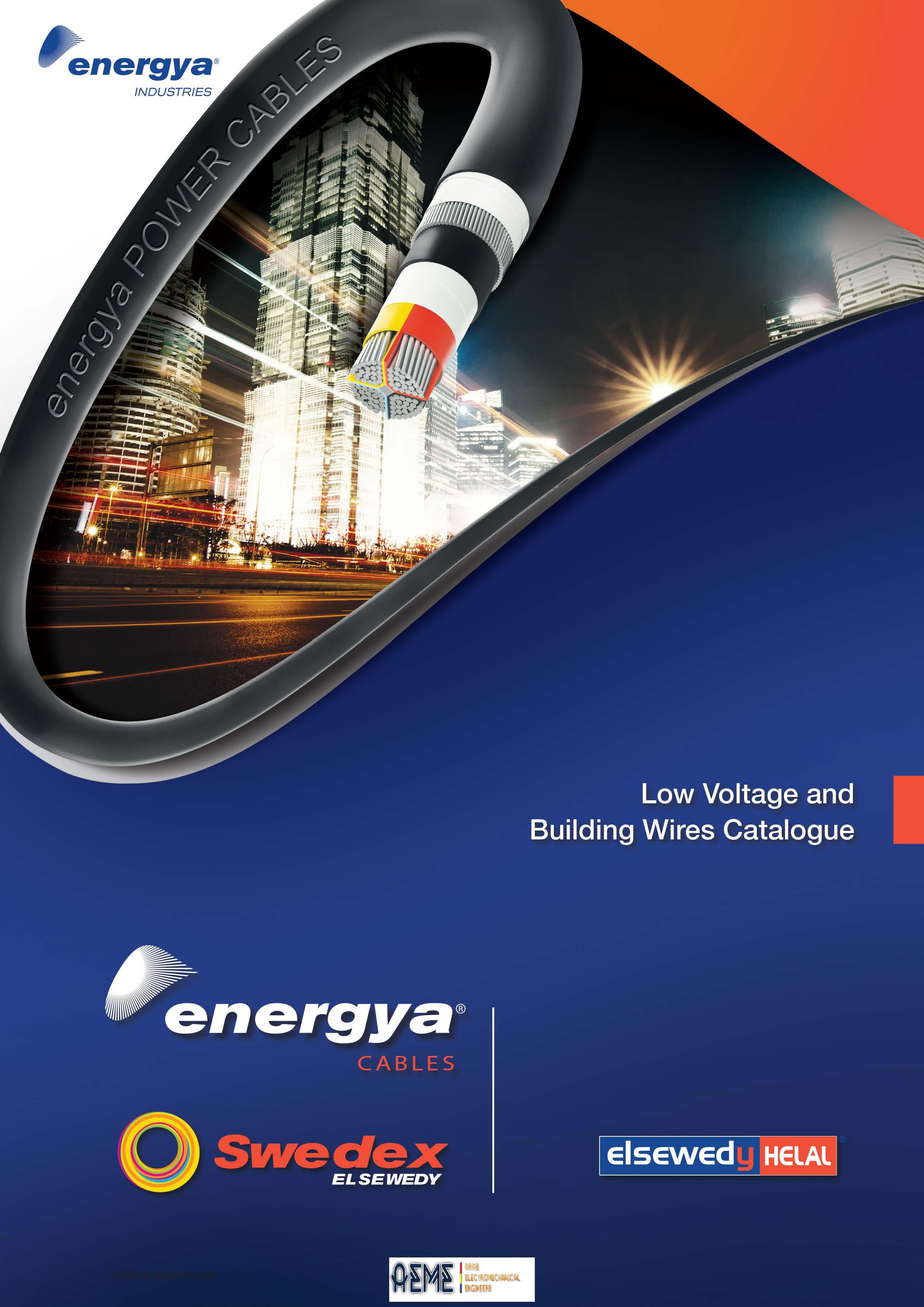 energya power cables
